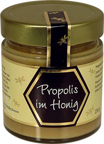 ApiSüd® Propolis im Honig