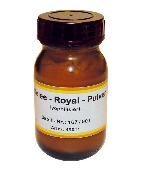Gelee Royal lyophilisiert