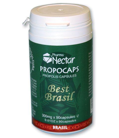 Grünes Propolis
