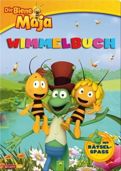 Biene Maja Wimmelbuch