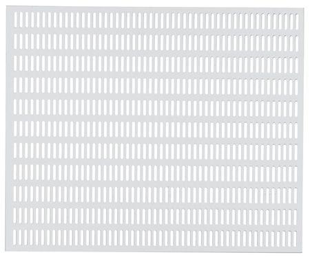 HOBBEE® Plastik-Absperrgitter weiß