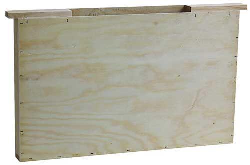 Holz Futtertasche Dadant