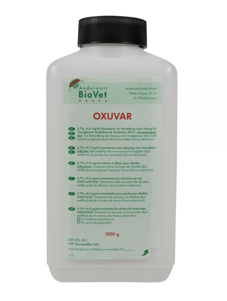 OXUVAR® 5,7% ad us. vet
