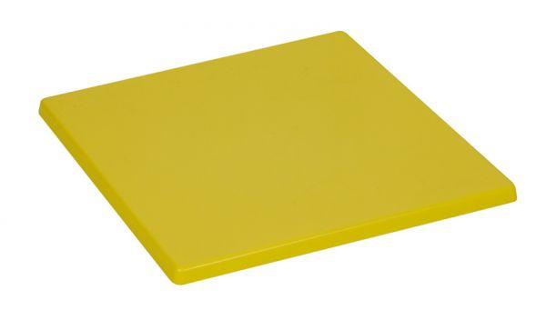 Deckel einzeln für 1,5 Lit. gelb