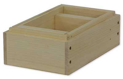 APIDA Holz Futterzarge
