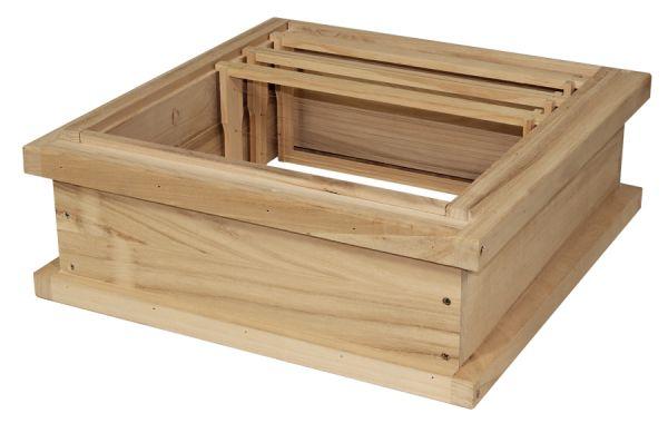 Segeberger Flachzarge Holz