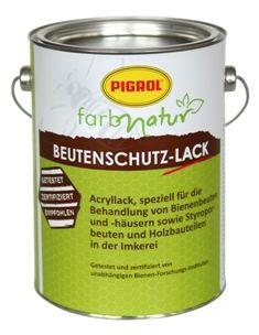 PIGROL- Beutenschutzlack