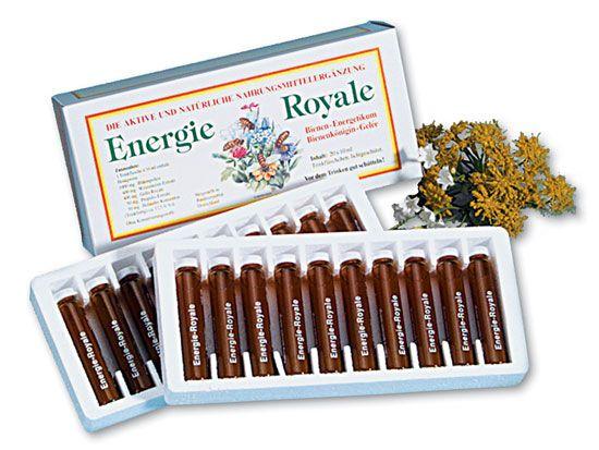 Energie-Royale - Bienen-Energetikum