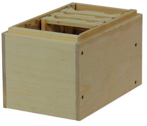APIDA Holz Brutraumzarge