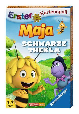 Biene Maja Schwarze Thekla