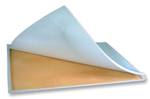 Silikon-Mittelwand-Gießform