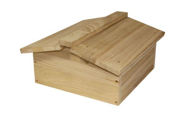 Warré Holzdach