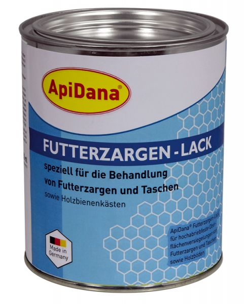 ApiDana® Futterzargen-Lack