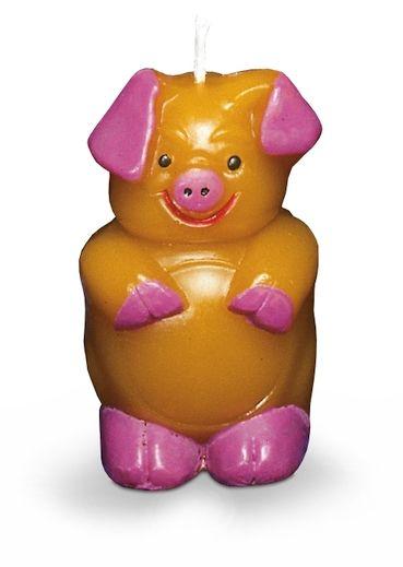 Gießform Schweinchen