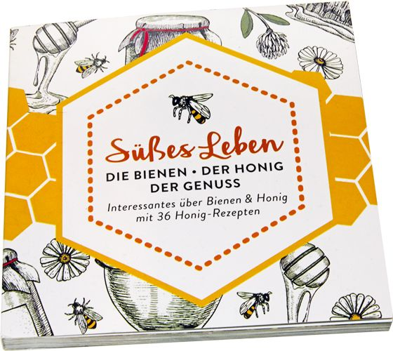 Süßes Leben-Die Bienen-Der Honig-Der Genuss