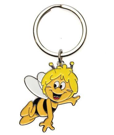 """Schlüsselanhänger """"Biene mit weißen Flügeln"""""""
