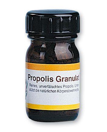 Propolis Granulat