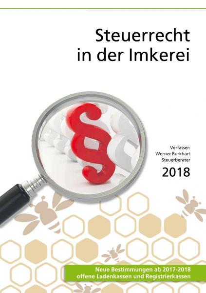 Steuerrecht in der Imkerei 2018