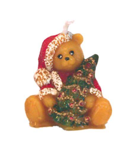 Teddy mit Baum