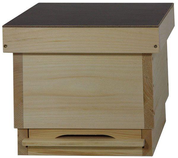 Holz Mini Plus Beute komplett