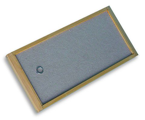 ISO-Deckel für 5-Waben-Ablegerkasten