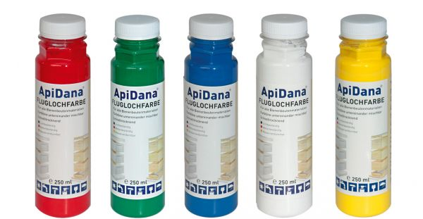 ApiDana® Fluglochfarbe