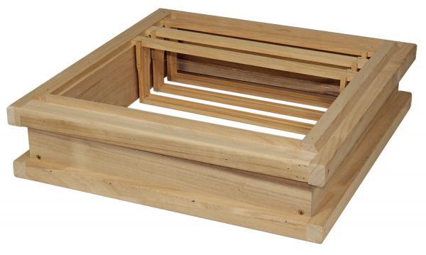 Segeberger Halbzarge Holz