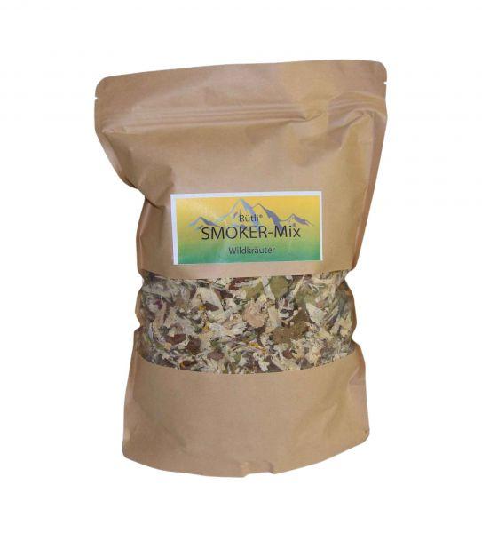 RuBee® Smoker Mix Wildkräuter