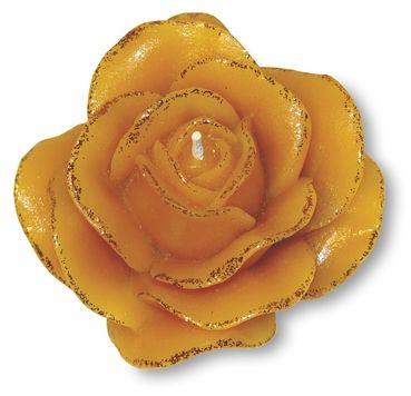 Gießform Rosenblüte