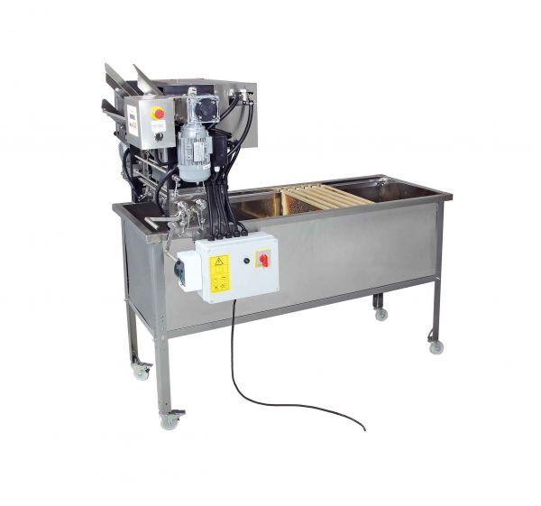 HOBBEE® Entdeckelungsmaschine