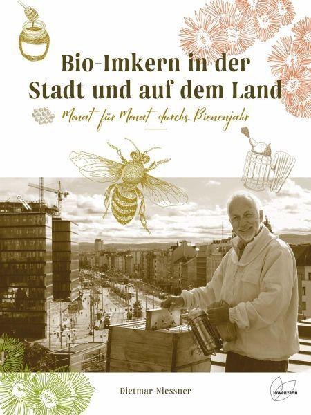 Bio-Imkern in der Stadt und auf dem Land