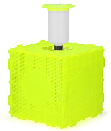 BIWA Box Neon gelb