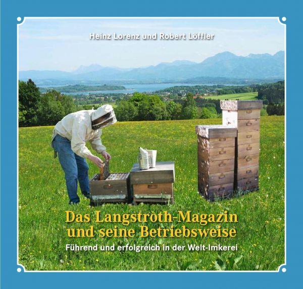 Das Langstroth-Magazin und seine Betriebsweise