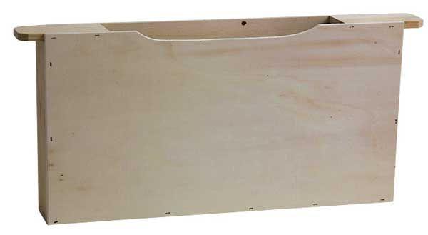 Holz Futtertasche Zander