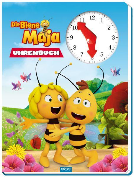 Biene Maja Uhrenbuch