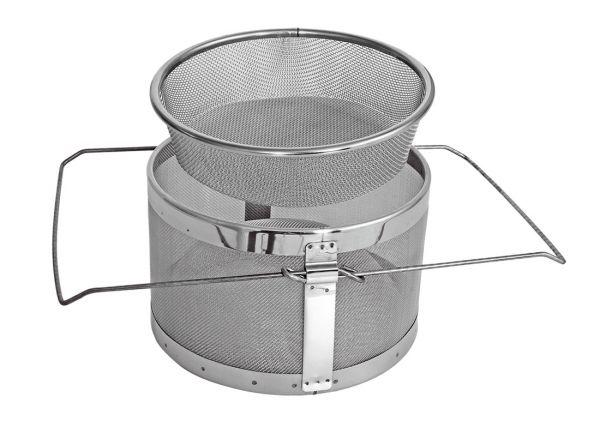 RuBee® Zylinder Doppelsieb