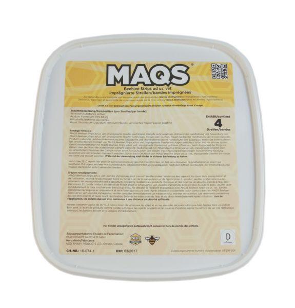 MAQS® Kleinpackung