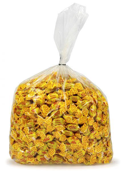 Milch Honig Bonbon gefüllt