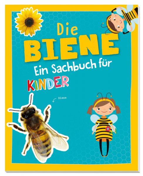 DIE BIENE, Sachbuch f. Kinder