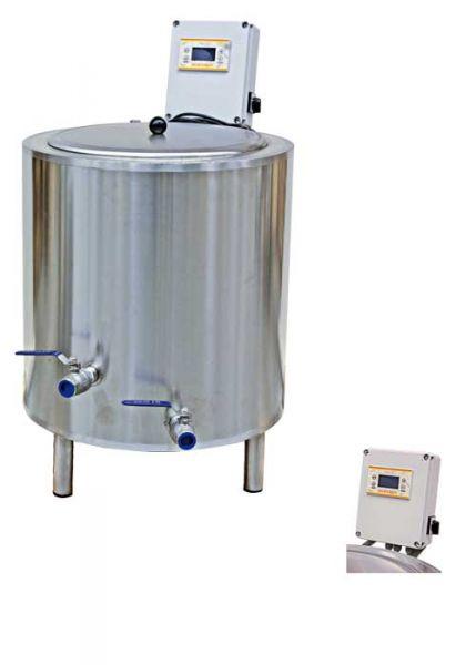 Wachsklärbehälter 35 Liter