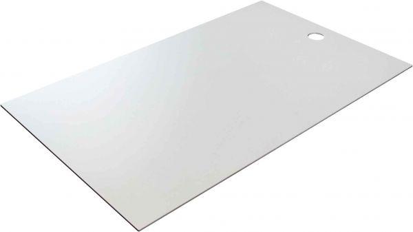 Kunststoffplatte für Trogbeute