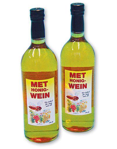 Deutscher Met Honigwein