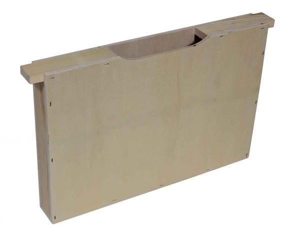 Warré Holz-Futtertasche