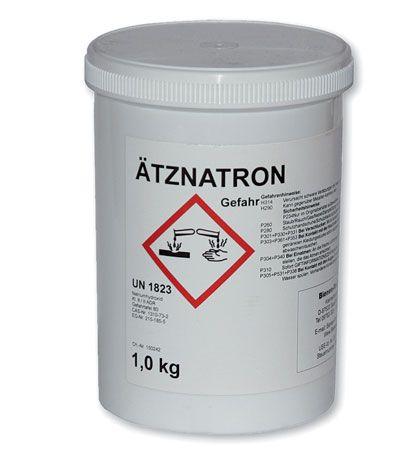 Ätznatron