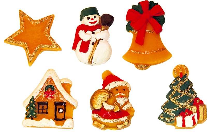 1 Engelchen mit Harfe Engel Gießform Weihnachten
