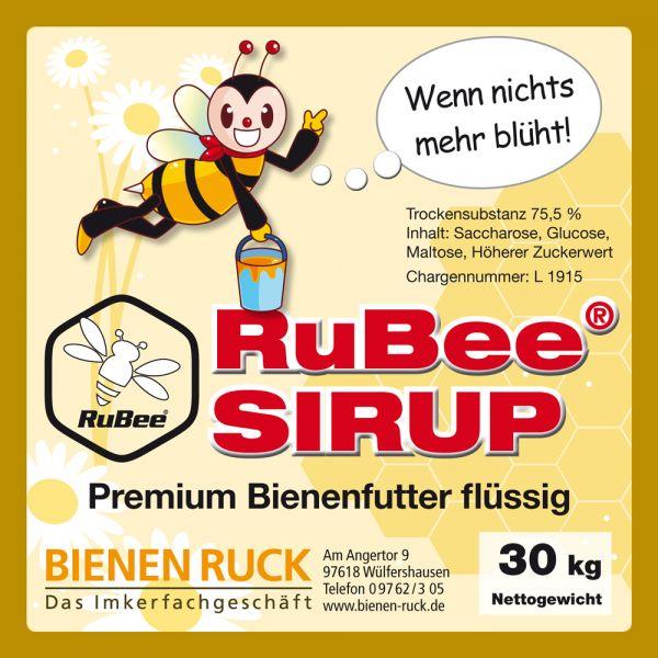 RuBee® Bienenfuttersirup
