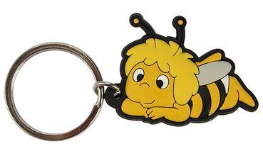 """Schlüsselanhänger """"Biene liegend"""""""