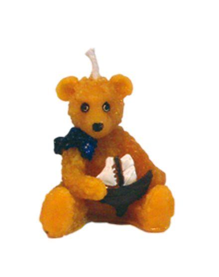 Teddy mit Boot