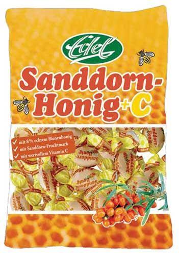 Sanddorn Honig Bonbons