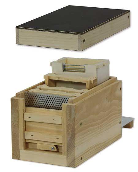 APIDA Holz Begattungskasten